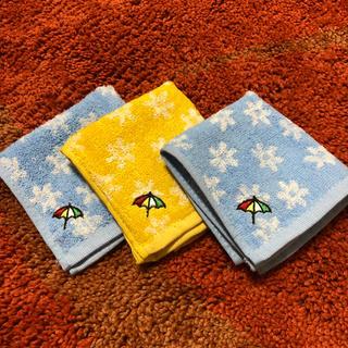 アーノルドパーマー(Arnold Palmer)のタオルハンカチ 3枚(ハンカチ)