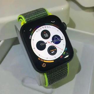 アップルウォッチ(Apple Watch)の最新モデル Apple Watch series4(その他)