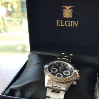 エルジン(ELGIN)のELGIN 腕時計(保証書付き)(腕時計(アナログ))