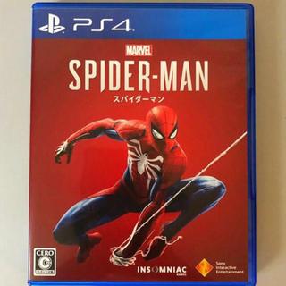 【最終値下げ】スパイダーマン ps4(家庭用ゲームソフト)