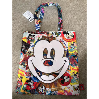 Disney - ディズニー ミッキー 90周年 トートバッグ 新品未使用
