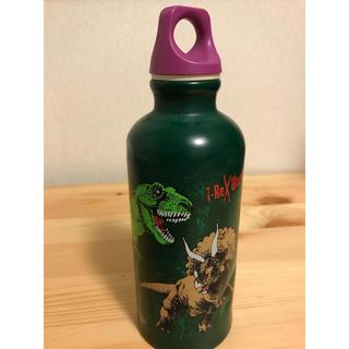 シグ(SIGG)のSIGG シグ ボトル 0.4L T- Rex World 水筒(登山用品)