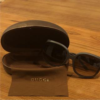 グッチ(Gucci)のGUCCI サングラス ケース付き(サングラス/メガネ)