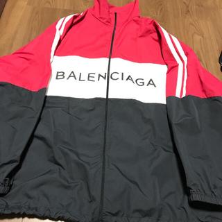 バレンシアガ(Balenciaga)のbalenciaga バレンシアガ トラックジャケット スーツ(ナイロンジャケット)