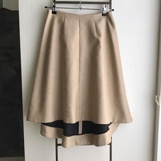 ノーブル(Noble)のSpick&Span Noble フレアスカート(ひざ丈スカート)
