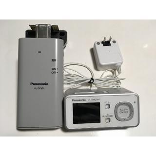パナソニック(Panasonic)のパナソニック ワイヤレスドアモニタ インターホンVL-SDM200-S(防犯カメラ)
