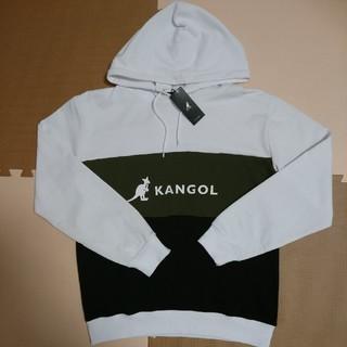 カンゴール(KANGOL)のカンゴール 配色パーカー(パーカー)