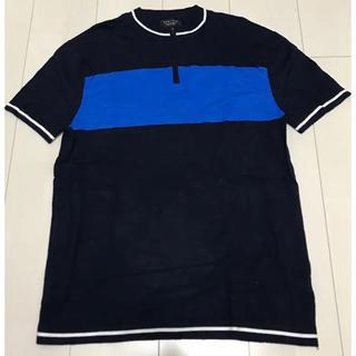 ザラ(ZARA)のZARA 半袖ニット(Tシャツ/カットソー(半袖/袖なし))