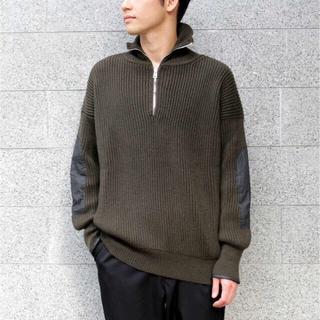 コモリ(COMOLI)のgraphpaper command knit 17aw(ニット/セーター)