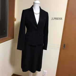ジェイプレス(J.PRESS)のJ.PRESS レディース スーツ Lサイズ ブラック(スーツ)