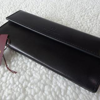 タケオキクチ(TAKEO KIKUCHI)の【新品/本物】TAKEO KIKUCHI(タケオキクチ)長財布/黒 (長財布)