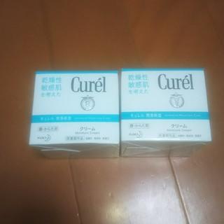 キュレル(Curel)の花王キュレルクリーム二個(ボディクリーム)