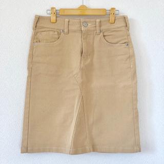イッカ(ikka)のikka スカート(ひざ丈スカート)