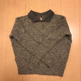 カクタスセポ(cactus..cepo.)の襟付きニット(ニット/セーター)