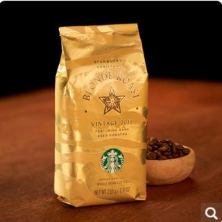 スターバックスコーヒー(Starbucks Coffee)のスタバ クリスマスブロンドロースト(コーヒー)
