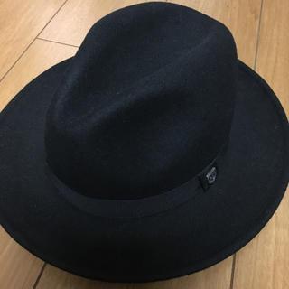 カシラ(CA4LA)のBrixton hat(ハット)