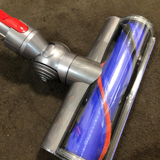 ダイソン(Dyson)のダイソン v8 ダイレクトドライブクリーナーヘッド(掃除機)