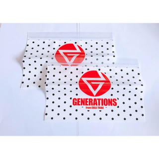 ジェネレーションズ(GENERATIONS)のGENERATIONS BAGS 2枚セット(その他)