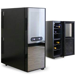 ワインセラー 容量 33L セパレート 2段式 (ワインセラー)