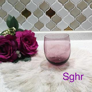 スガハラ(Sghr)のSghr  ハンドメイドグラス  新品(グラス/カップ)
