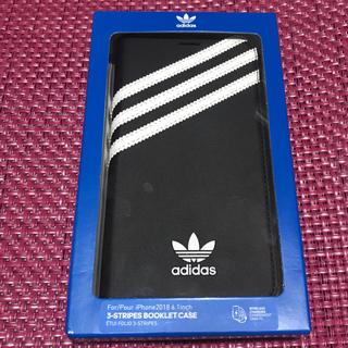 アディダス(adidas)のアディダス iPhoneケース CL2333 iPhoneXR用(iPhoneケース)