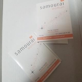サムライ(SAMOURAI)の新品  サムライウーマン オーデトワレ(香水(女性用))