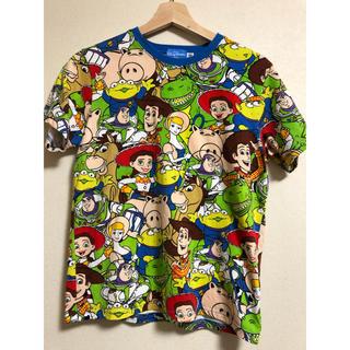トイストーリー(トイ・ストーリー)のトイストーリー ティシャツ(Tシャツ(半袖/袖なし))