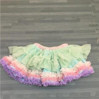 美品☆パンパンチュチュのスカートS(スカート)