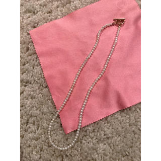 エディットフォールル(EDIT.FOR LULU)の美品 ベビーパール チョーカー ネックレス(ネックレス)