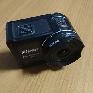ニコン(Nikon)のKeyMission 170 (ビデオカメラ)