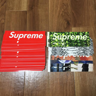 シュプリーム(Supreme)のSupreme Box Logo Sticker 100枚 シュプリーム (その他)
