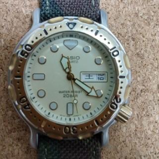 カシオ(CASIO)のCASIO腕時計 20bar (腕時計(アナログ))