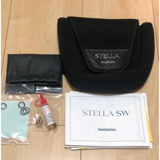 シマノ(SHIMANO)の13ステラSW 6000XG 袋(その他)
