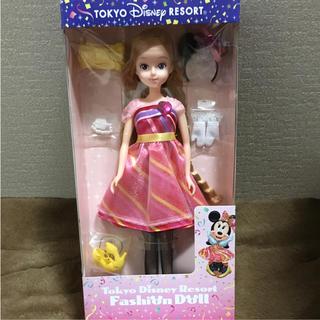 Disney - TDRTDLTDS☆ディズニー☆ファッションドール☆35周年限定☆リカちゃん新品