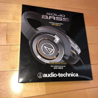 オーディオテクニカ(audio-technica)のaudio-teahnica(ヘッドフォン/イヤフォン)