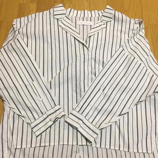 センスオブプレイスバイアーバンリサーチ(SENSE OF PLACE by URBAN RESEARCH)のシャツ(シャツ/ブラウス(長袖/七分))