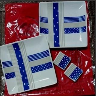 ソウソウ(SOU・SOU)のSOU・SOU 皿 箸置き セット(食器)