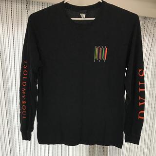 デビルユース(Deviluse)のDEVILUSE x STORMY L/S T-shirts(Tシャツ/カットソー(七分/長袖))