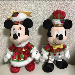 Disney - 【新品】ミッキー ミニー ぬいば
