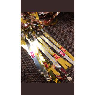 アラシ(嵐)の嵐5×20銀テープ(男性アイドル)