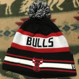ニューエラー(NEW ERA)のNEW ERA シカゴ・ブルズ (Chicago Bulls)ニットキャプ(キャップ)