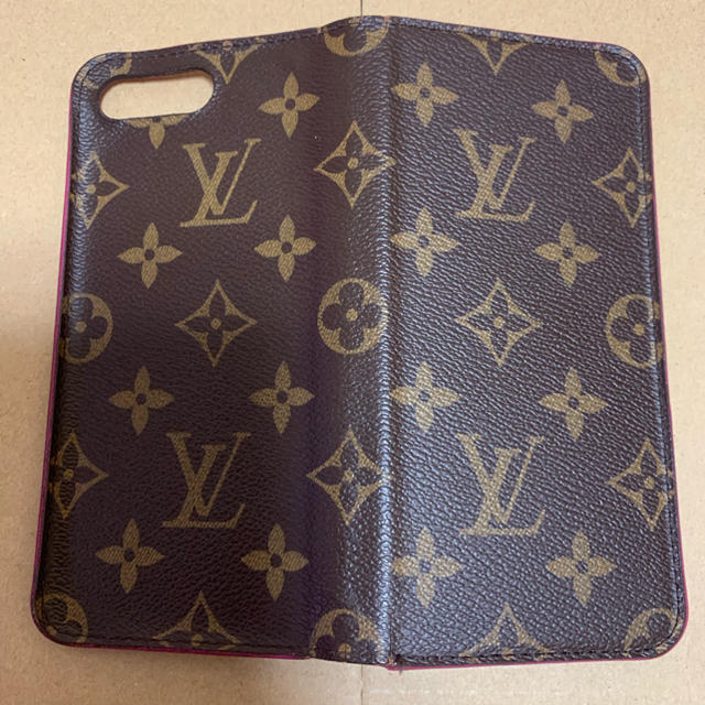 LOUIS VUITTON - ルイヴィトンiPhone7Plusケース♡の通販 by りんりん♡'s shop|ルイヴィトンならラクマ