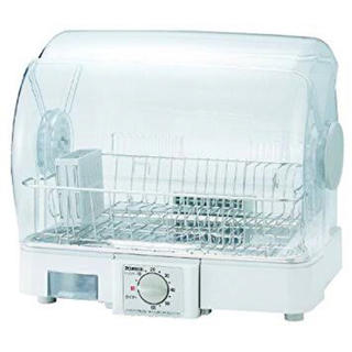 ゾウジルシ(象印)の象印  食器乾燥器 クリアドライ (EY-JE50-WB)(食器洗い機/乾燥機)