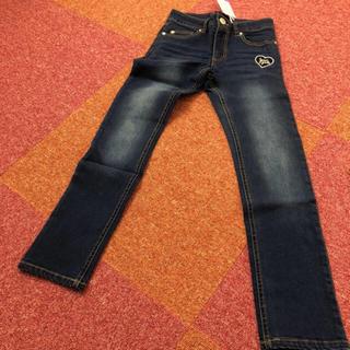 ジェニィ(JENNI)の新品 ジェニィ  JENNI 140 デニムパンツ ズボン(パンツ/スパッツ)