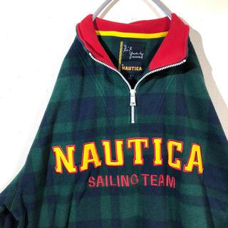 ノーティカ(NAUTICA)のnautica フリース 90s 好き おすすめ(スウェット)