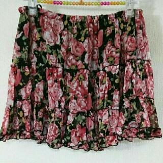 サリア(salire)の【新品】 スカート(ミニスカート)