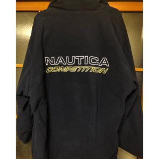 ノーティカ(NAUTICA)のnautica ノーティカ フリース ナイロンジャケット(ナイロンジャケット)