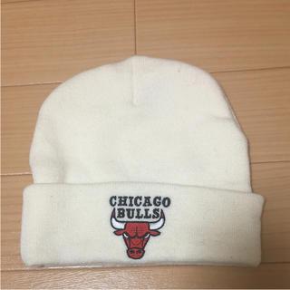 ニューエラー(NEW ERA)のシカゴブルズ ニット帽(ニット帽/ビーニー)