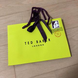 テッドベイカー(TED BAKER)のTED BAKER 紙袋(ショップ袋)