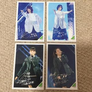 ケヤキザカフォーティーシックス(欅坂46(けやき坂46))の欅坂46 カード(アイドルグッズ)
